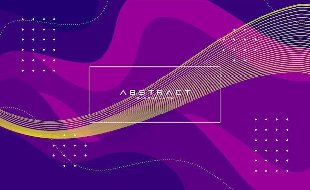 Abstrakcyjne tło tekstury przepływ cieczy kształty kolor pełny