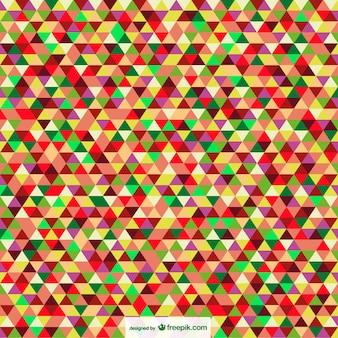 Abstrakcyjne tło trójkąta