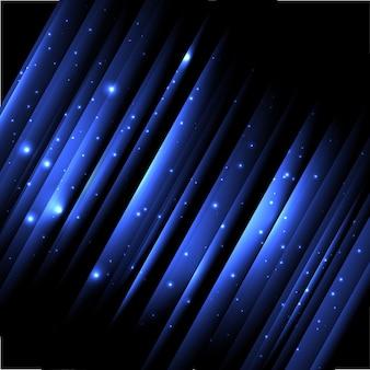 Abstrakcyjne tło w odcieniach niebieskiego