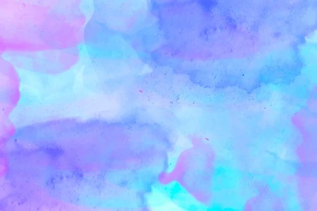Abstrakcyjne tło w stylu akwareli