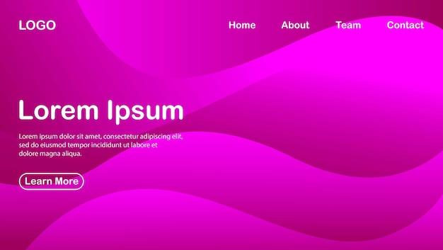 Abstrakcyjne tło z efektem koloru fioletowego