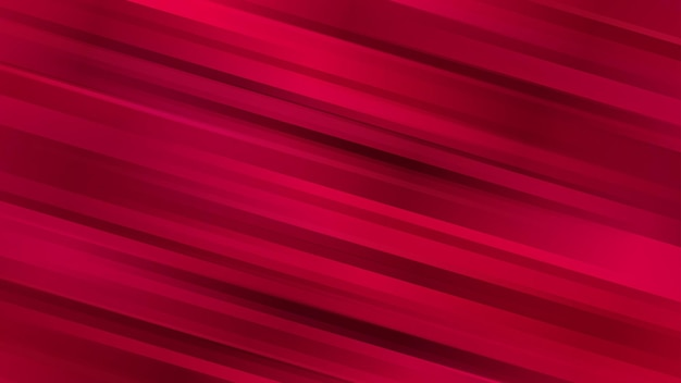 Abstrakcyjne tło z ukośnymi liniami w czerwonych kolorach