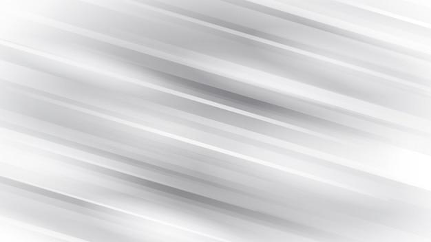 Abstrakcyjne tło z ukośnymi liniami w szarych kolorach