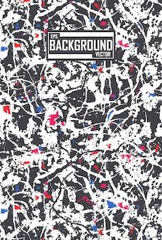 Abstrakcyjne tło z wzorem grunge