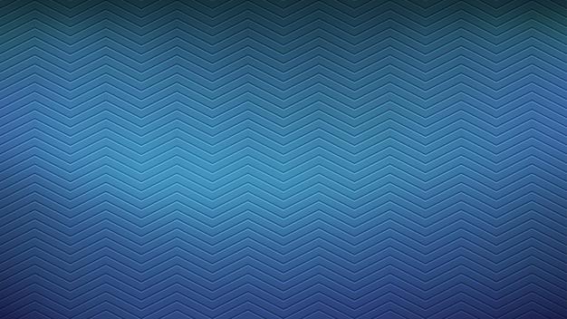 Abstrakcyjne tło z wzorem zygzakowatych linii