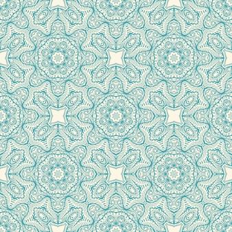 Abstrakcyjne wzory niebieskie natura