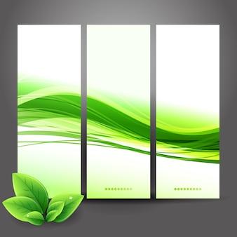 Abstrakcyjny charakter ekologia tło
