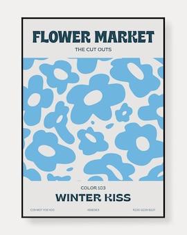 Abstrakcyjny kreatywny uniwersalny szablon artystyczny dobry na okładkę ulotki z zaproszeniem na plakat