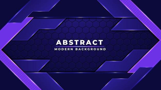 Abstrakcyjny nowoczesny kolorowy futurystyczny projekt tła