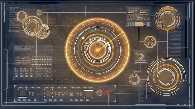 Abstrakcyjny styl na czarnym tle pusta scena wyświetlacza lub podium dla produktu pokazowego w futurystycznym cy