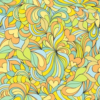 Abstrakcyjny wzór bez szwu