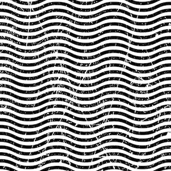 Abstrakcyjny wzór fali grunge