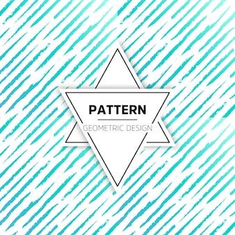 Abstrakcyjny wzór jednolite tło wektor niebieskie i białe tekstury grafika nowoczesny wzór