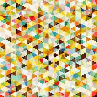 Abstrakcyjny wzór mozaiki
