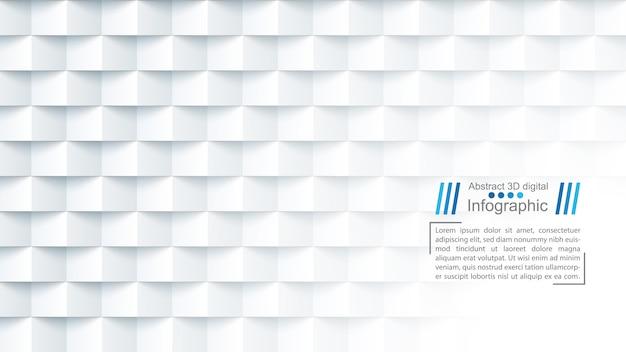 Abstrakta origami papierowy stylowy tło