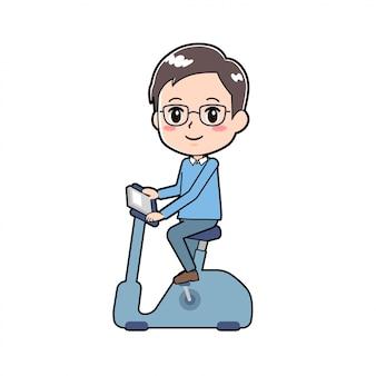 Aero rower taty z linii