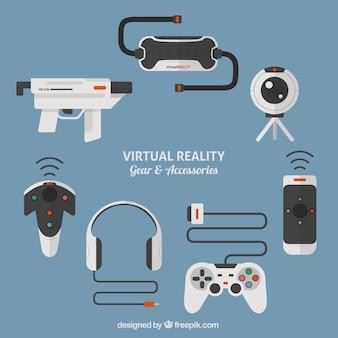 Akcesoria do wirtualnej rzeczywistości