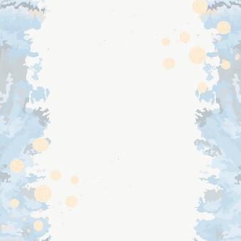 Akrylowa farba nalewa tło wektor