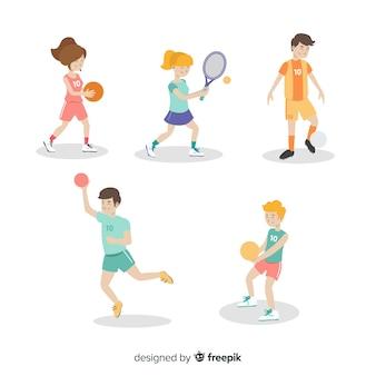 Aktywności sportowe