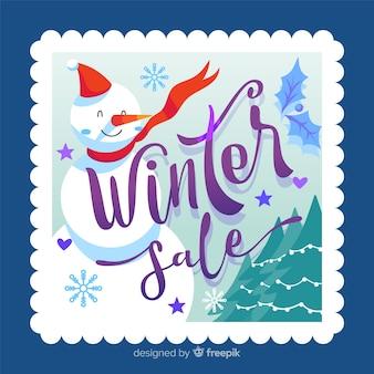 Akustyczna sprzedaż zima