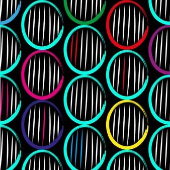 Akwarela abstrakcyjne kształty w tle