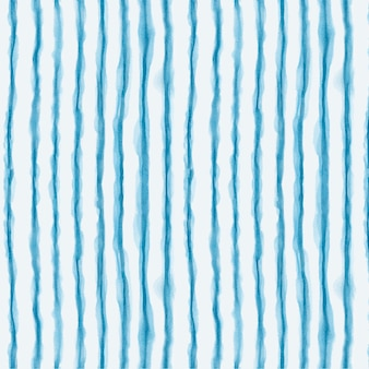 Akwarela linie wzór shibori