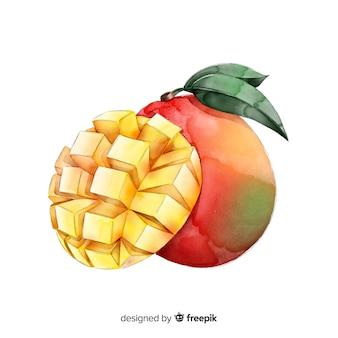 Akwarela mango