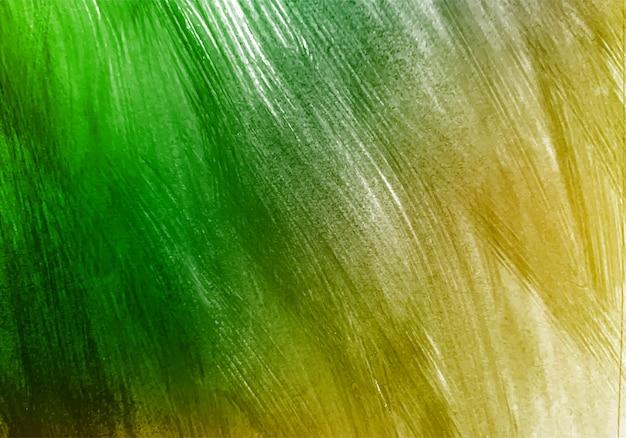 Akwarela pędzla obrysu kolorowe tekstury