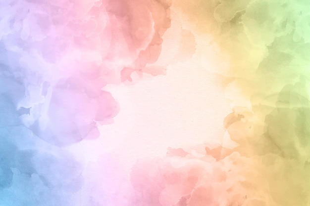 Akwarela plamy abstrakcyjne tło