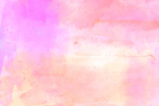Akwarela różowy streszczenie tło