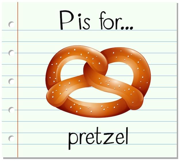 Alfabet fiszek p to precel
