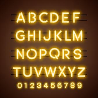 Alfabet i wektor liczbowy