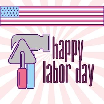 Amerykański dzień pracy