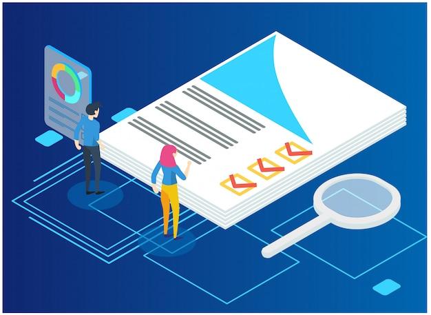 Analiza danych i koncepcja statystyki. analityka biznesowa, wizualizacja danych. koncepcja technologii, internetu i sieci. dane i inwestycje