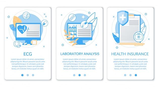 Analiza laboratoryjna napisu jasny transparent.