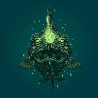 Anglearth ryba