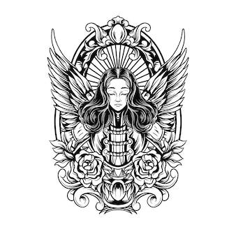 Anioł gruarda