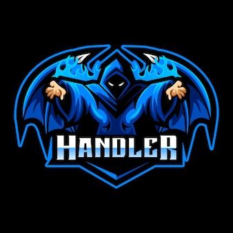 Anioł, logo maskotki