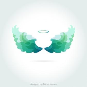 Anioły skrzydła
