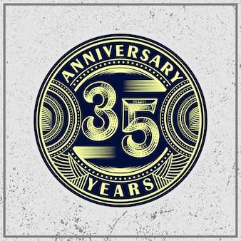 Anninersary 35th