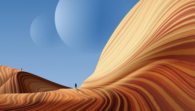 Antelope canyon art