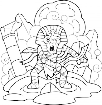 Antyczna mumia