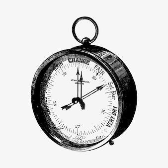 Antyczny kompas nawigacyjny