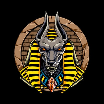 Anubis egypt mitologiczny charakter