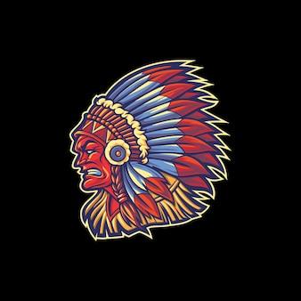 Apache head esport