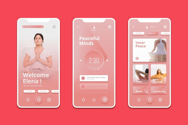 Aplikacja do medytacji
