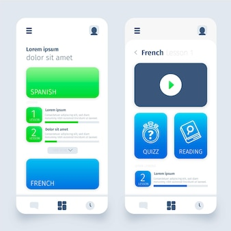 Aplikacja do nauki języków