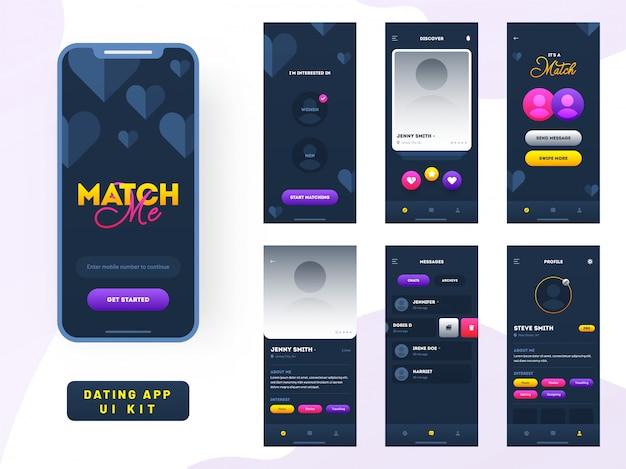 Aplikacja mobilna dating app dla aplikacji.