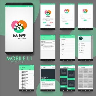 Aplikacja mobilna dla zwierząt
