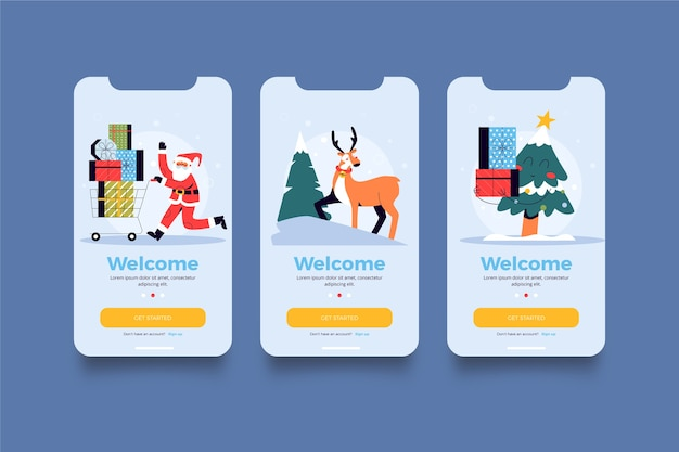 Aplikacja świąteczna